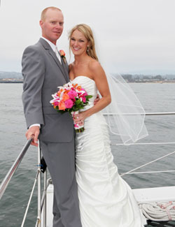 O'Neill Yacht Charters Weddings